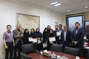 جلسات آموزش زیرساخت نرم افزاری سامان سوئیت در شهرداری مشهد برگزار شد