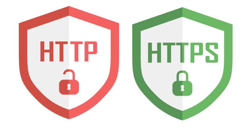 موتورهای جستجو به وب سایت های که پروتکل های امن دارند توجه ویژه ای دارند